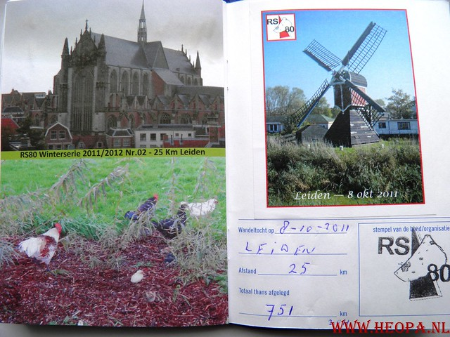 08-10-2011 Leiden 25 Km  (116)