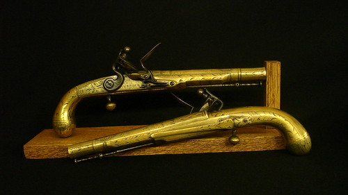 Murdoch Antique Scottish Pistols