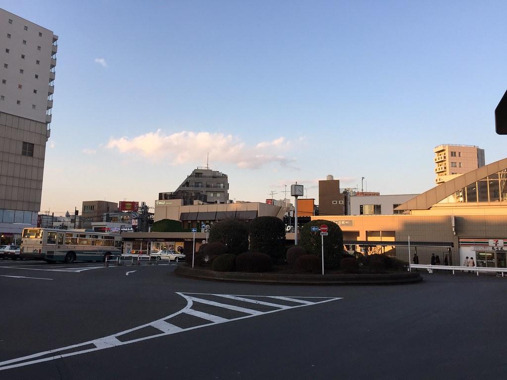 Hibarigaoka Station