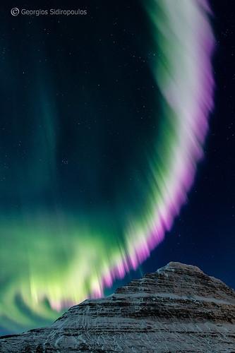 7.Aurora Borealis Eskifjordur