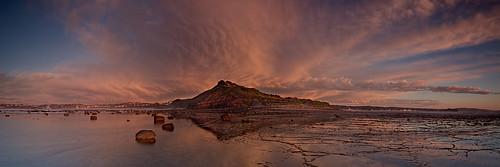 longexposure seascape colour reflection clouds sunrise au sydney australia nsw newsouthwales longreef collaroy rockshelf leefilters