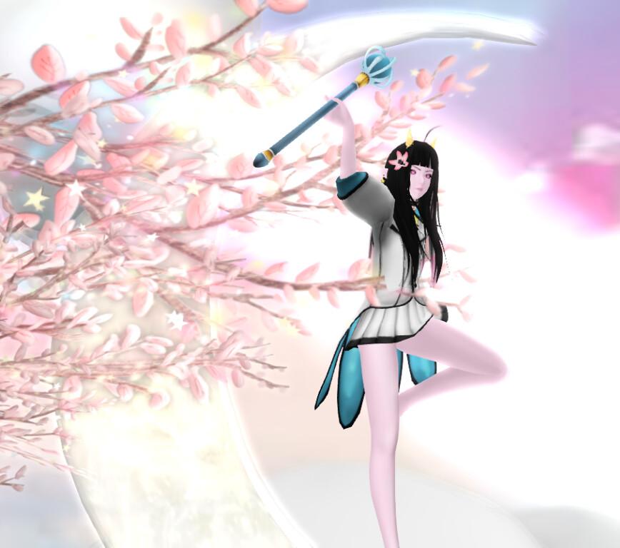 Sakura Oni Magi Boi