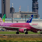 Peach Aviation | Airbus A320-214 | JA817P | Tokyo Narita Airport