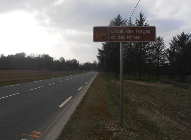 Circuit des forges et des mines - 2015