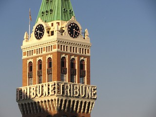 Tribune Tower | by rvr