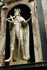 epitafio escultura estatua Alexander Catedral San Basilio de Vilna Vilnius Lituania 04