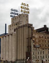Gold Medal Flour Mill