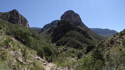 mexico an sierra lorenzo coahuila saltillo cañon