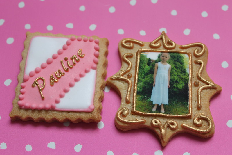 Bespoke biscuits