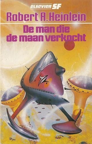 Robert A. Heinlein - De man die de maan verkocht (Elsevier 1980)