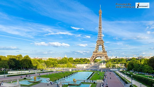 Amazing Eiffel Tower | by Discover Me!