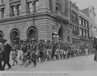 World War I Soldiers | by The Urbana Free Library Digital Collections