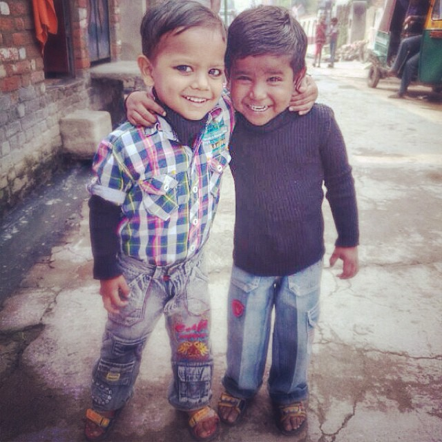 Childhood friends :) clicked by my sister in Bareilly Indi… | Flickr