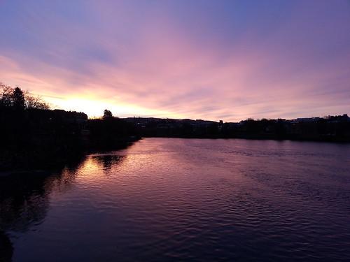 sunset night sunrise cloudy elgeseterbru flickrandroidapp:filter=none
