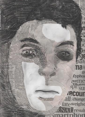 Jamie Watts_A Portrait in the News