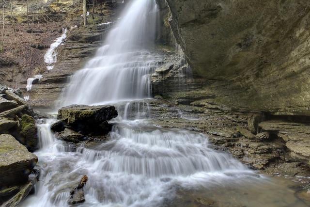 Twelve Corners Hollow Falls 2, Jackson County 1, Tennessee