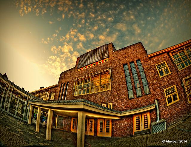 Vensterschool De Starter,Parkweg,Groningen stad,the Netherlands,Europe