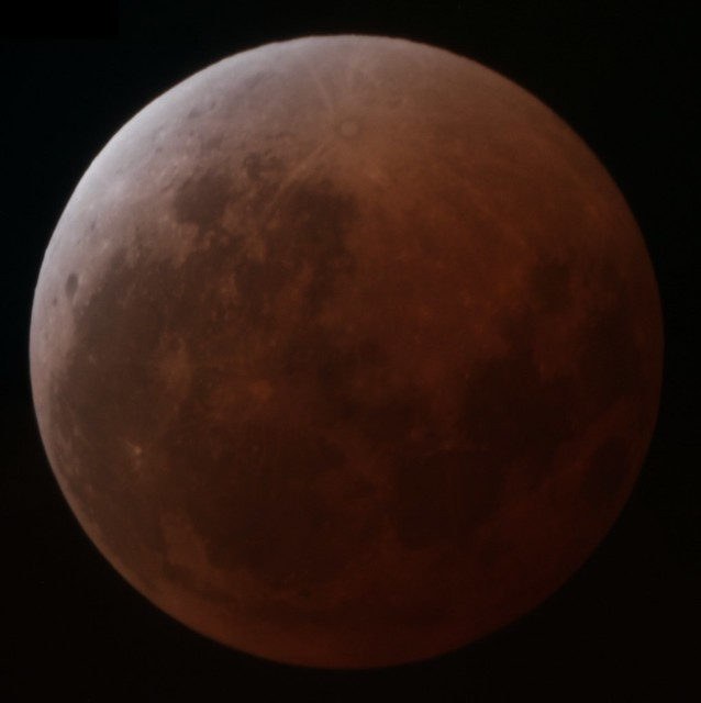 Total Lunar Eclipse (3:30 AM CT)