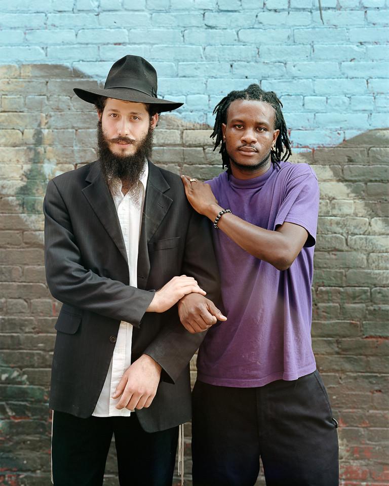 Shalom & Jeff 2013 NY