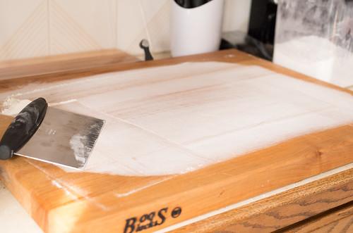 Floured board | by tehchix0r