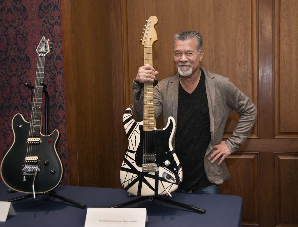 Rock Legend Eddie Van Halen Dead at 65 - Wave FM 96.5