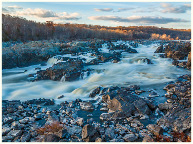 Maryland View Of Great Falls