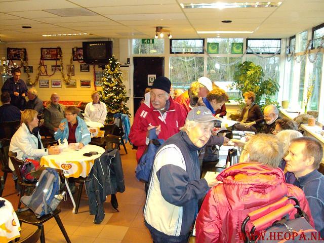 12-12-2009    Winterwandeling  De Bilt 25 Km  (2)