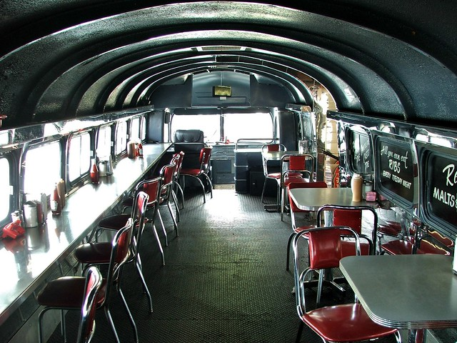 BBQ in a Bus