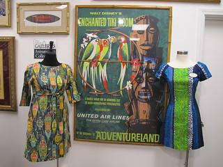 Enchanted Tiki Room & Tahitian Terrace dresses | by The Tiki Chick