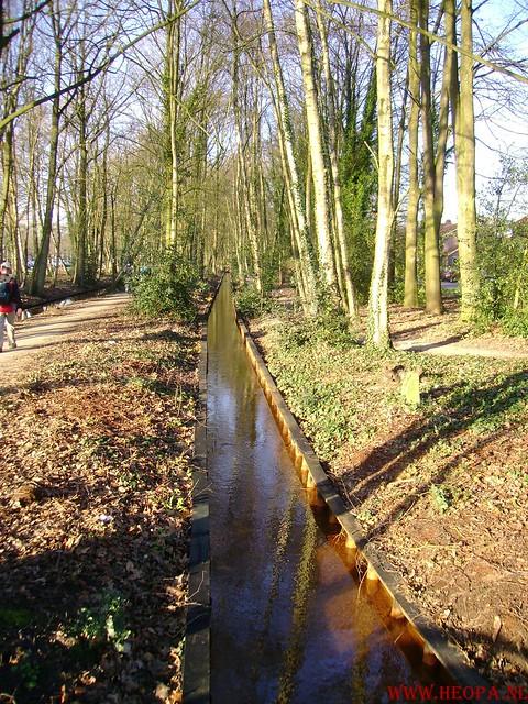 W.S.V.de Trekvogels 09-02-2008 15 Km  Apeldoorn (3)