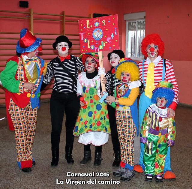 Carnaval La Virgen del Camino 2015