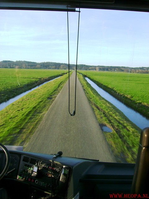 Schoorl 10-02-2008 25 Km (10)