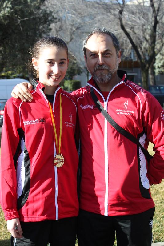 Campeonato España Sala. Febrero 2015