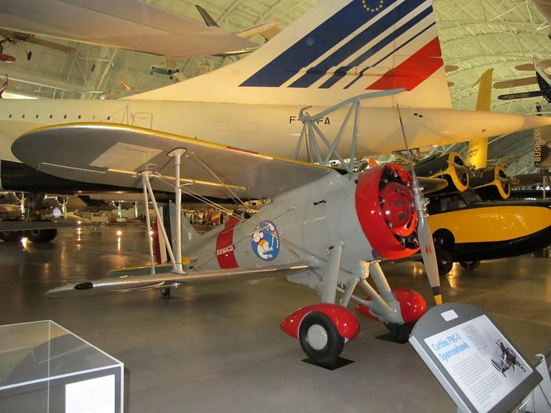Curtiss F9C-2 Sparrowhawk 1
