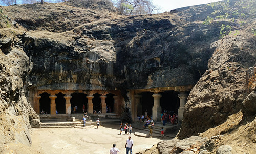 Elephanta Caves | by Ashwin Kumar