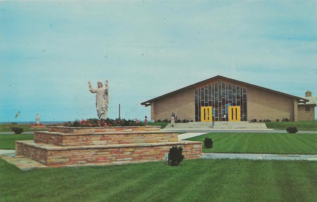 Sacred Heart Church Oscoda, MI