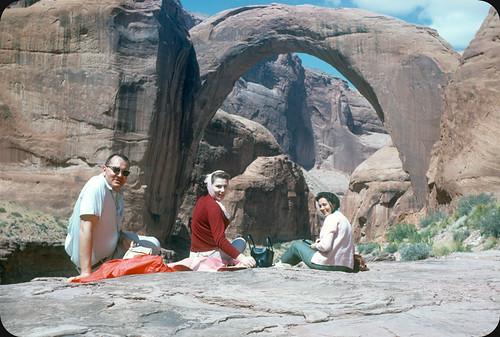 Arch in Utah - 1967