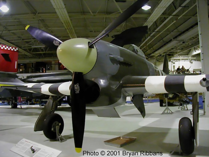 Hawker Typhoon (1)