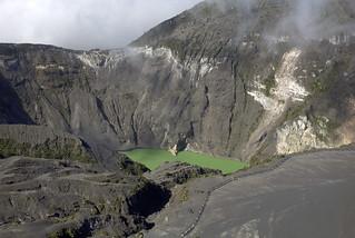 Vista parte alta V.Irazú