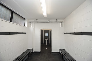 New Rectory changing rooms - After | by The Football Foundation