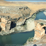 Goksu Bridge, south of Adiyaman