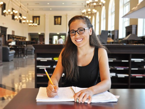 Emory freshman Alexa Dantzler is pursuing a career in sciences   by IntelFreePress