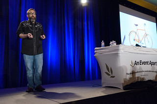 """Mike Monteiro's """"What Clients Don't Know (and Why It's Your Fault)"""" at #AEAAUS   by placenamehere"""
