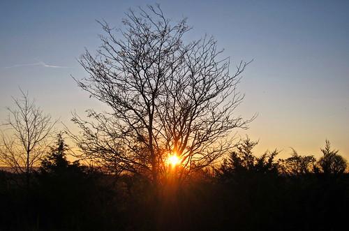 sun sunrise virginia va middletown shenandoah