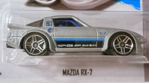 2013 Hot Wheels #22 HW City Night Burnerz Treasure Hunt Mazda RX-7 | by Milton Fox