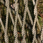 Intertwined rope