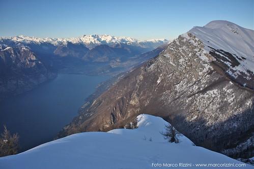 Panoramiche dal Monte Baldo (gennaio 2014) | by Marco Rizzini