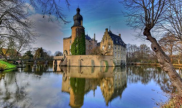 Moated castle Gemen