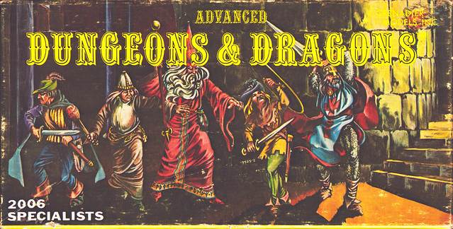 Grenadier Advanced Dungeons & Dragons 2006 Specialists