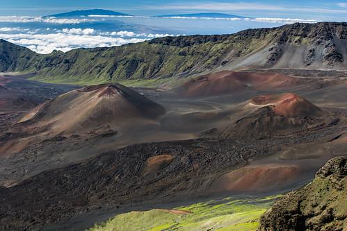 nature clouds canon landscape volcano hawaii lava maui lookout haleakala crater viewpoint eruption maunakea maunaloa haleakalanationalpark geologic haleakalahighway